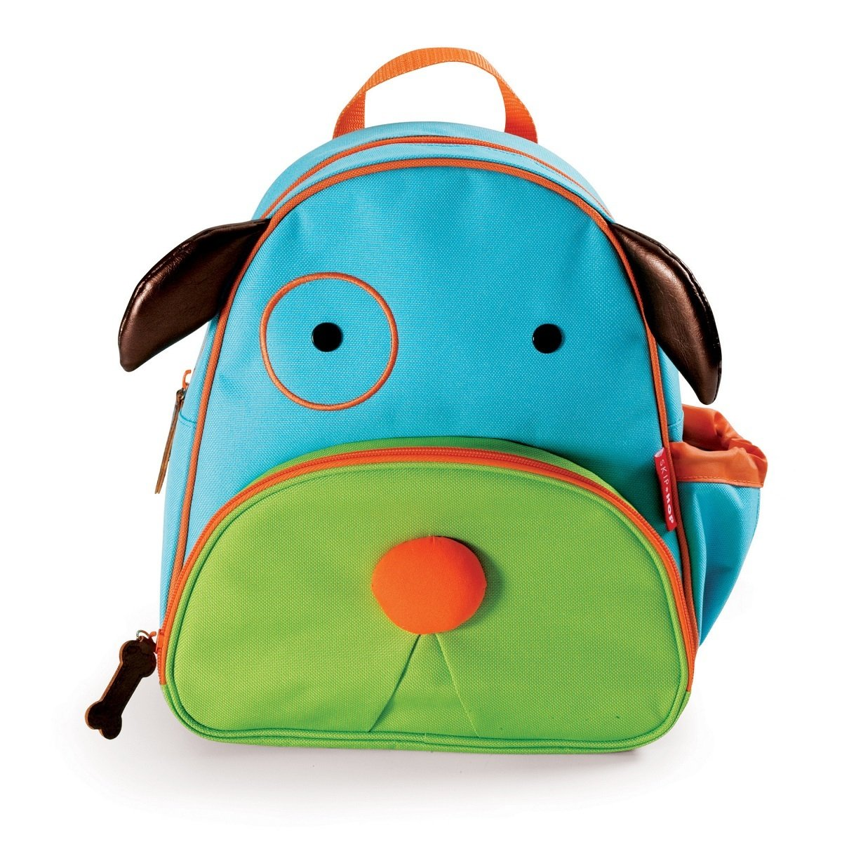 可愛動物園小童背包 - 小狗