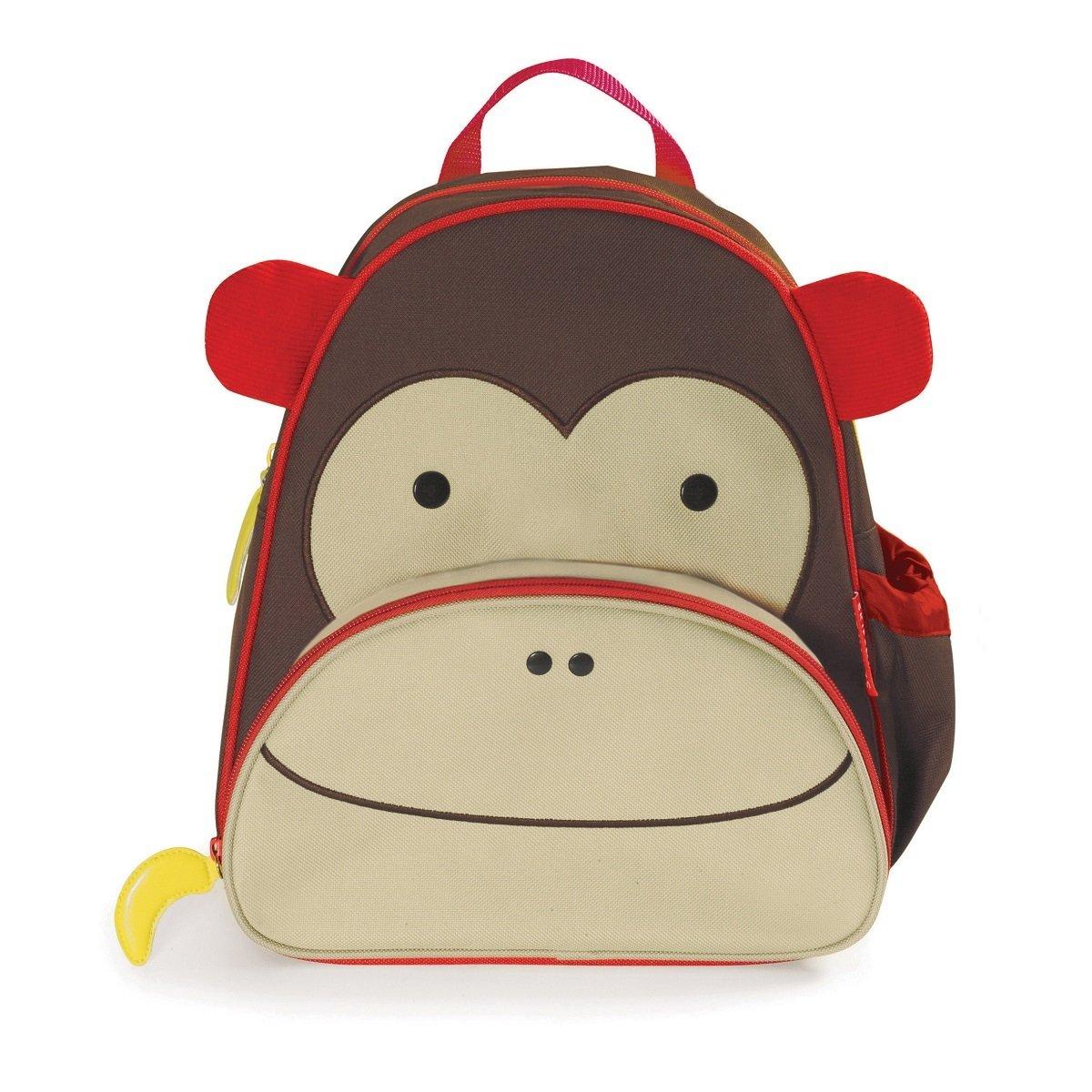 可愛動物園小童背包 - 猴子