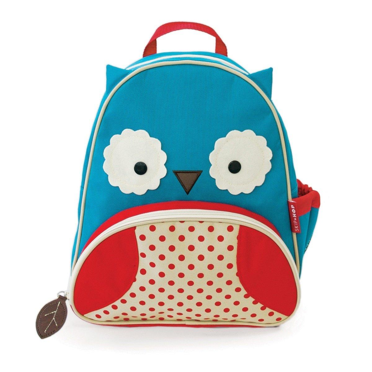 可愛動物園小童背包 - 貓頭鷹