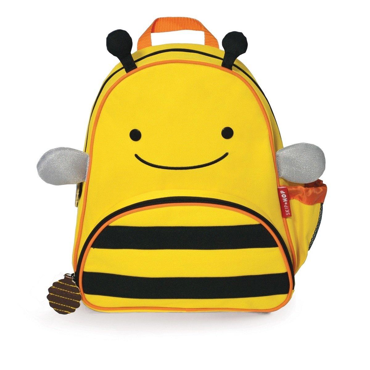 可愛動物園小童背包 - 小蜜蜂
