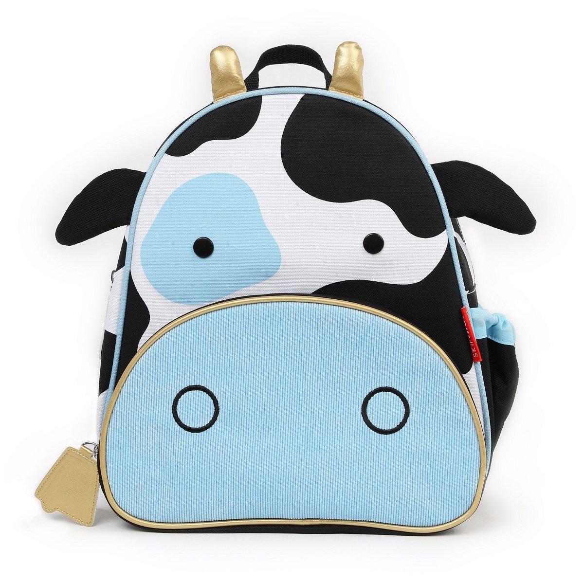 可愛動物園小童背包 - 牛牛