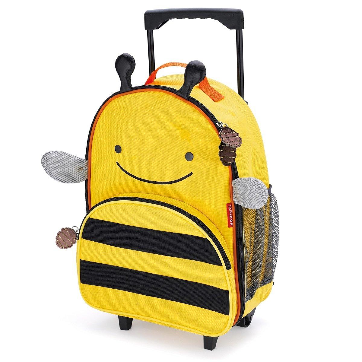 Zoo 可愛動物園小孩專用行李箱 - 小蜜蜂
