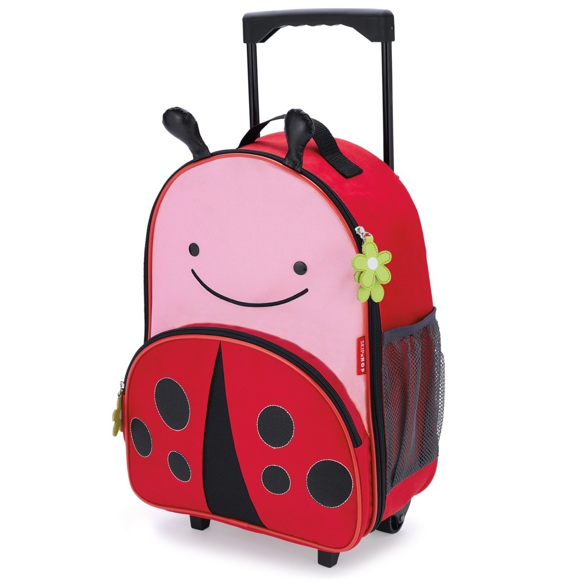 Zoo 可愛動物園小孩專用行李箱 - 甲蟲