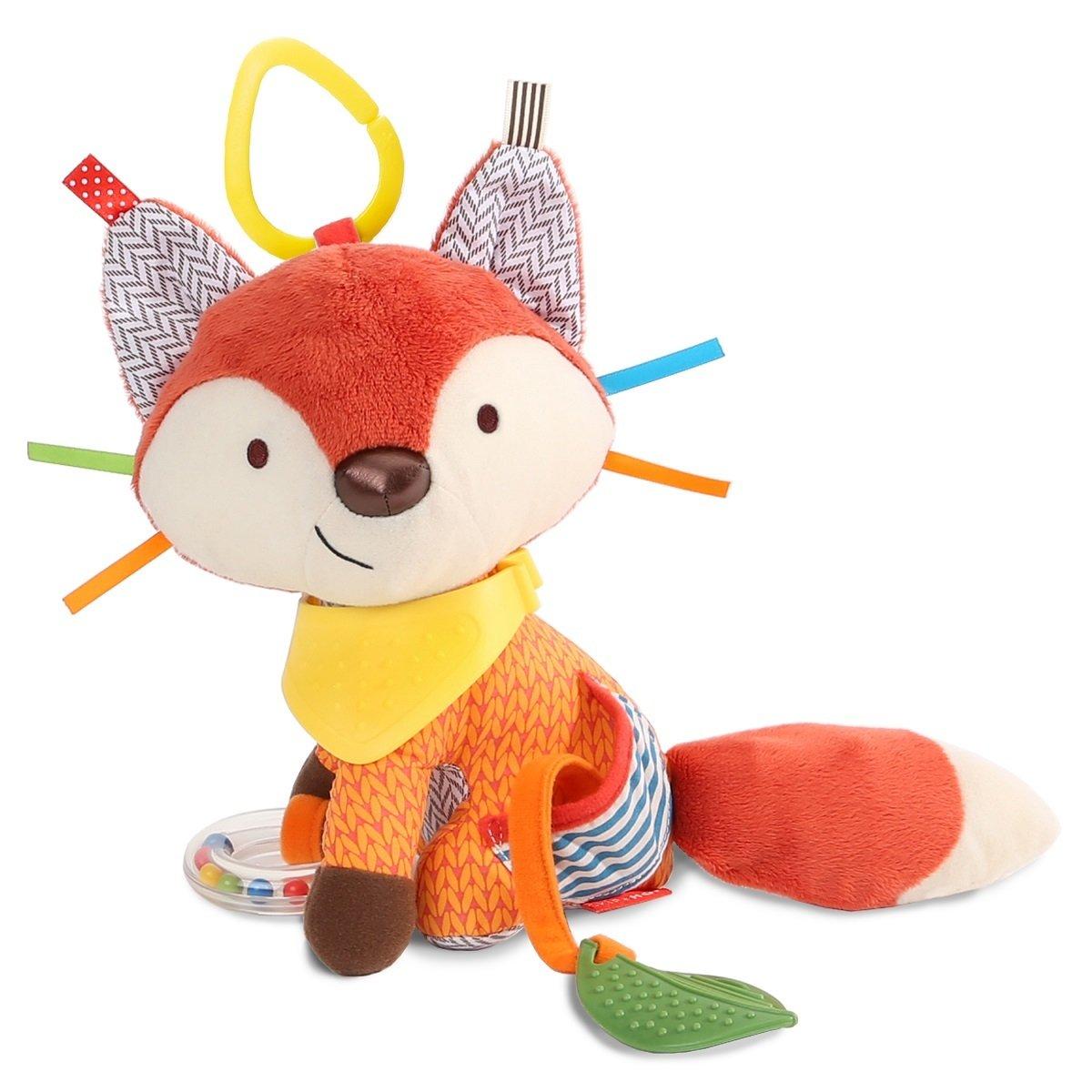 圍巾小伙伴 - 狐狸