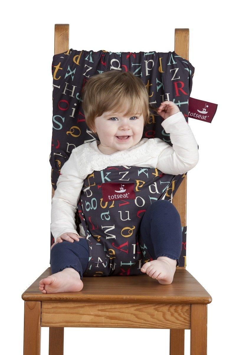 Totseat 椅套 - 英文字母