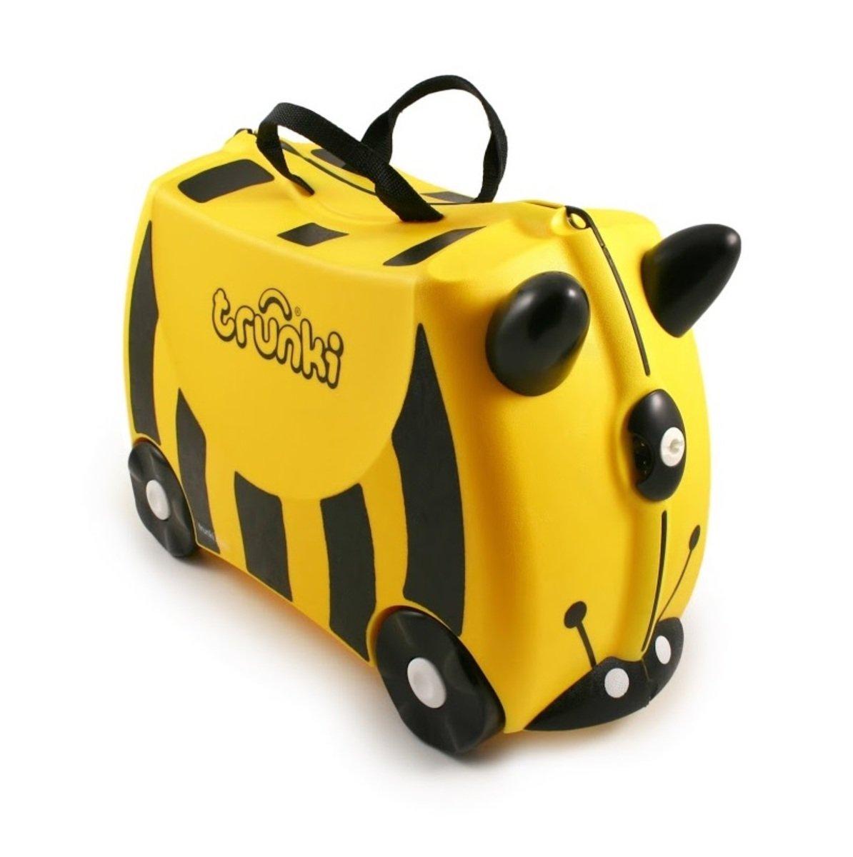 小朋友行李箱 - 小蜜蜂