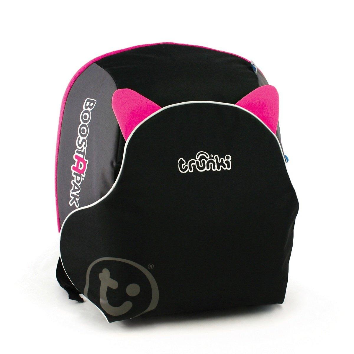 汽車安全座椅與背包 - 粉紅色