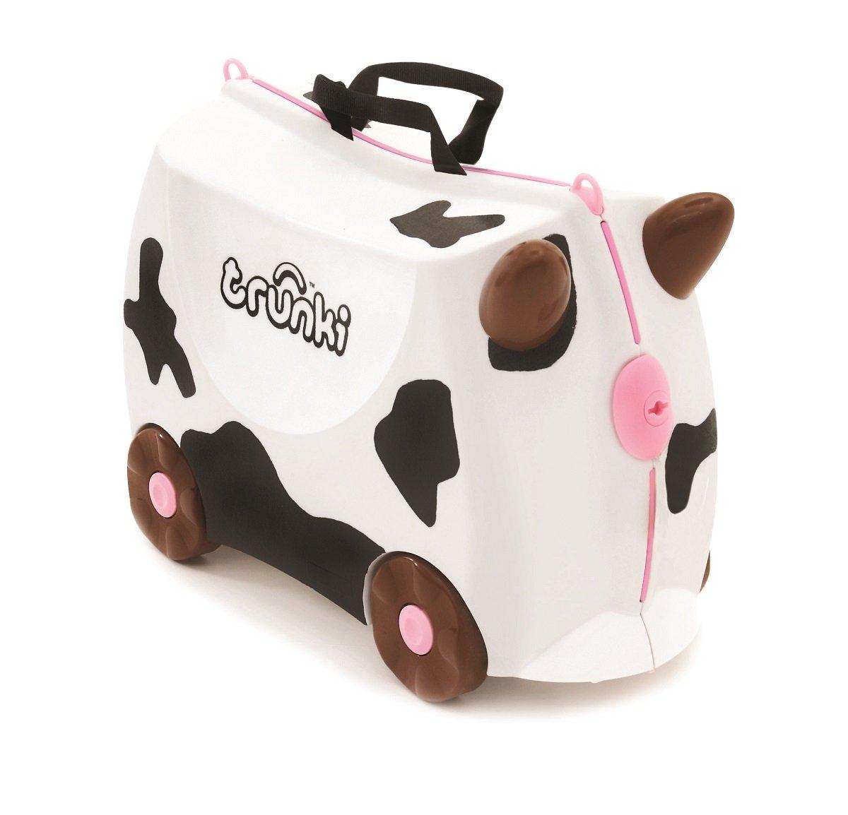 小朋友行李箱 - 小牛牛