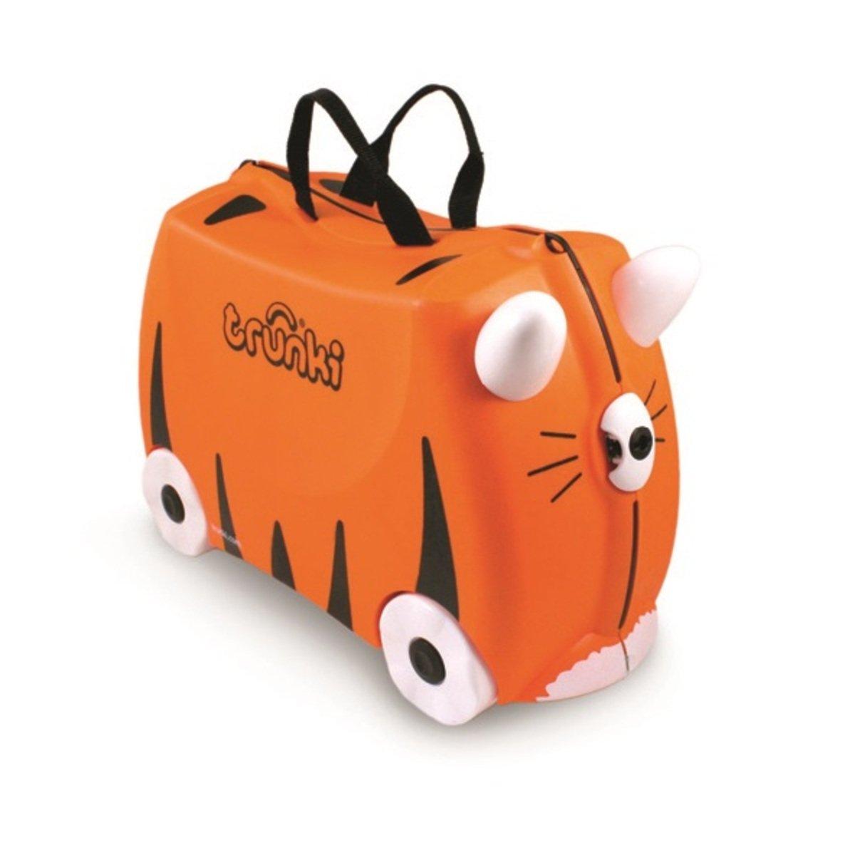 小朋友行李箱 - 小老虎