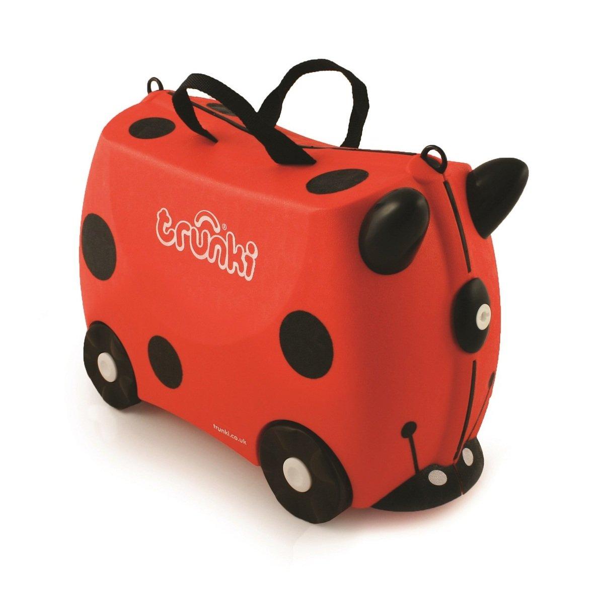 小朋友行李箱 - 瓢蟲