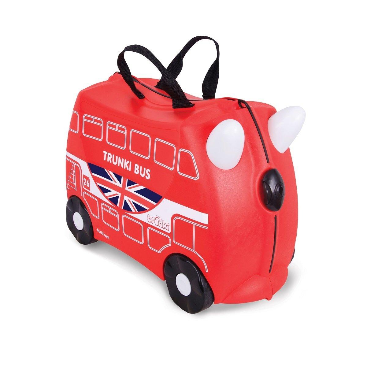 小朋友行李箱 - 倫敦巴士