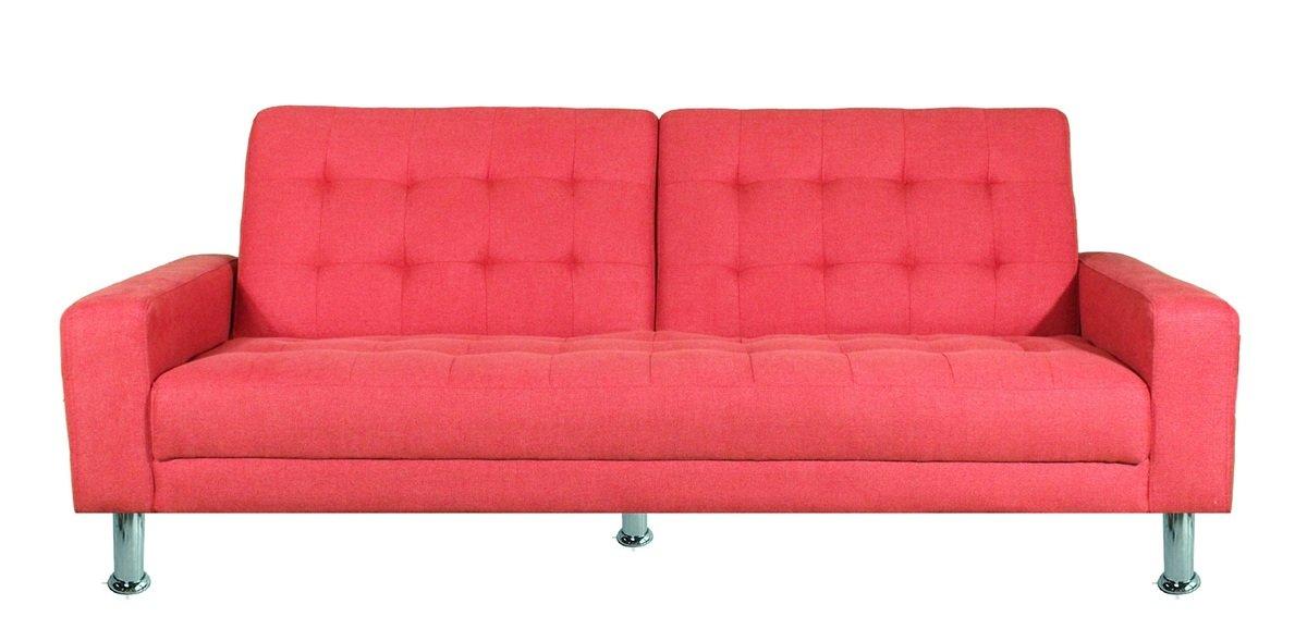 沙發床(麻布)