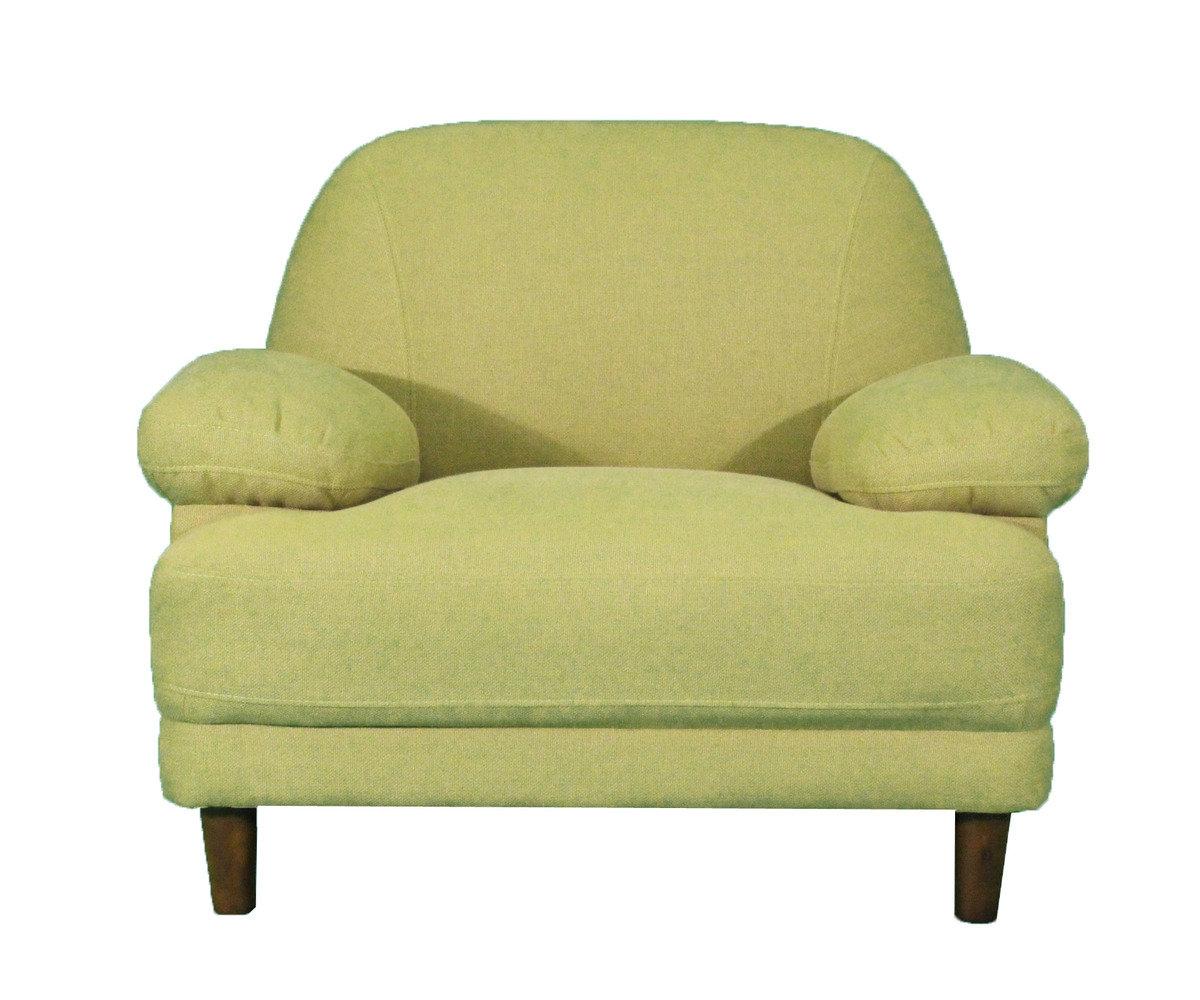 單座位沙發(麻布)