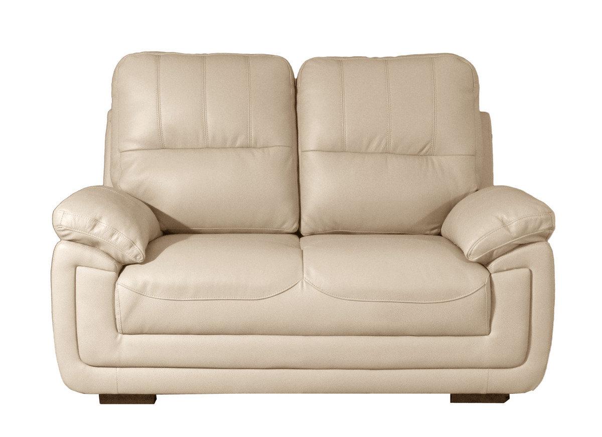 兩座位沙發(真皮)