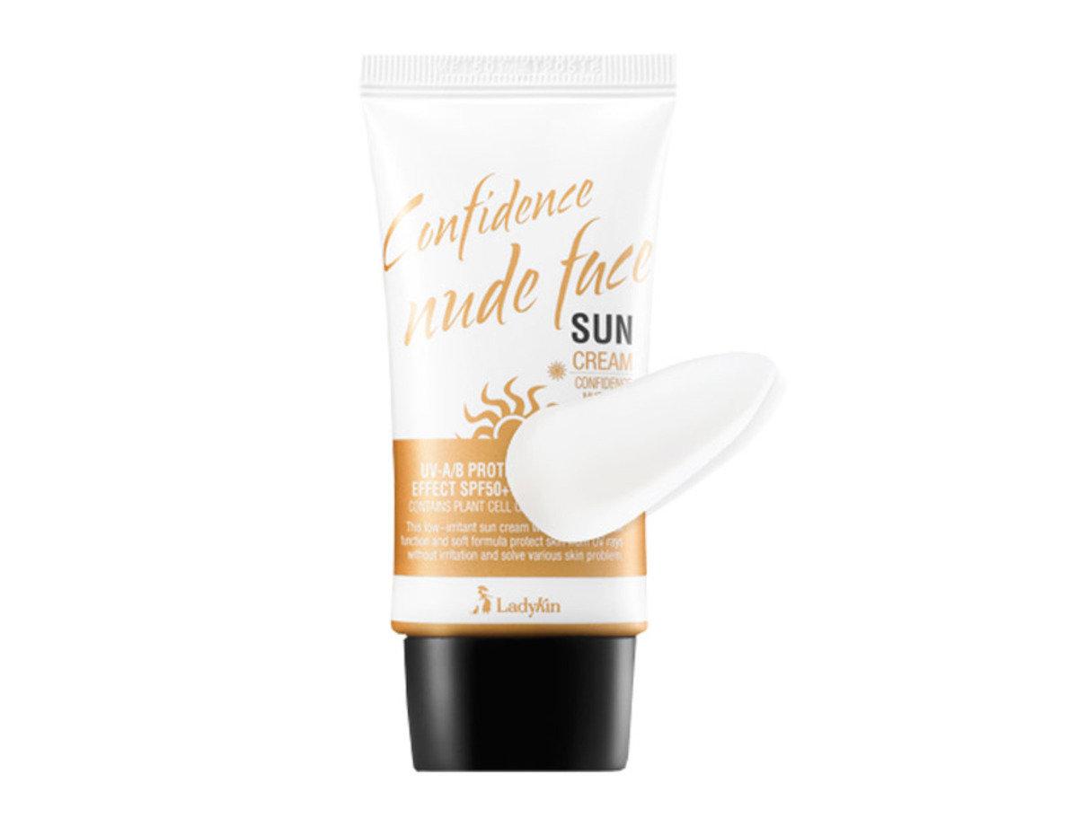 淨透肌膚防曬霜 SPF50PA+++