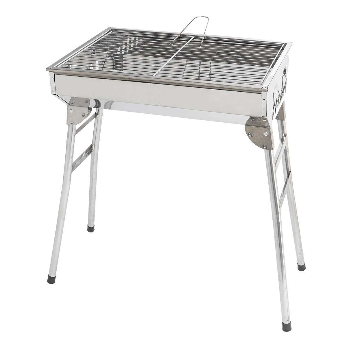 小型不銹鋼座地燒烤爐