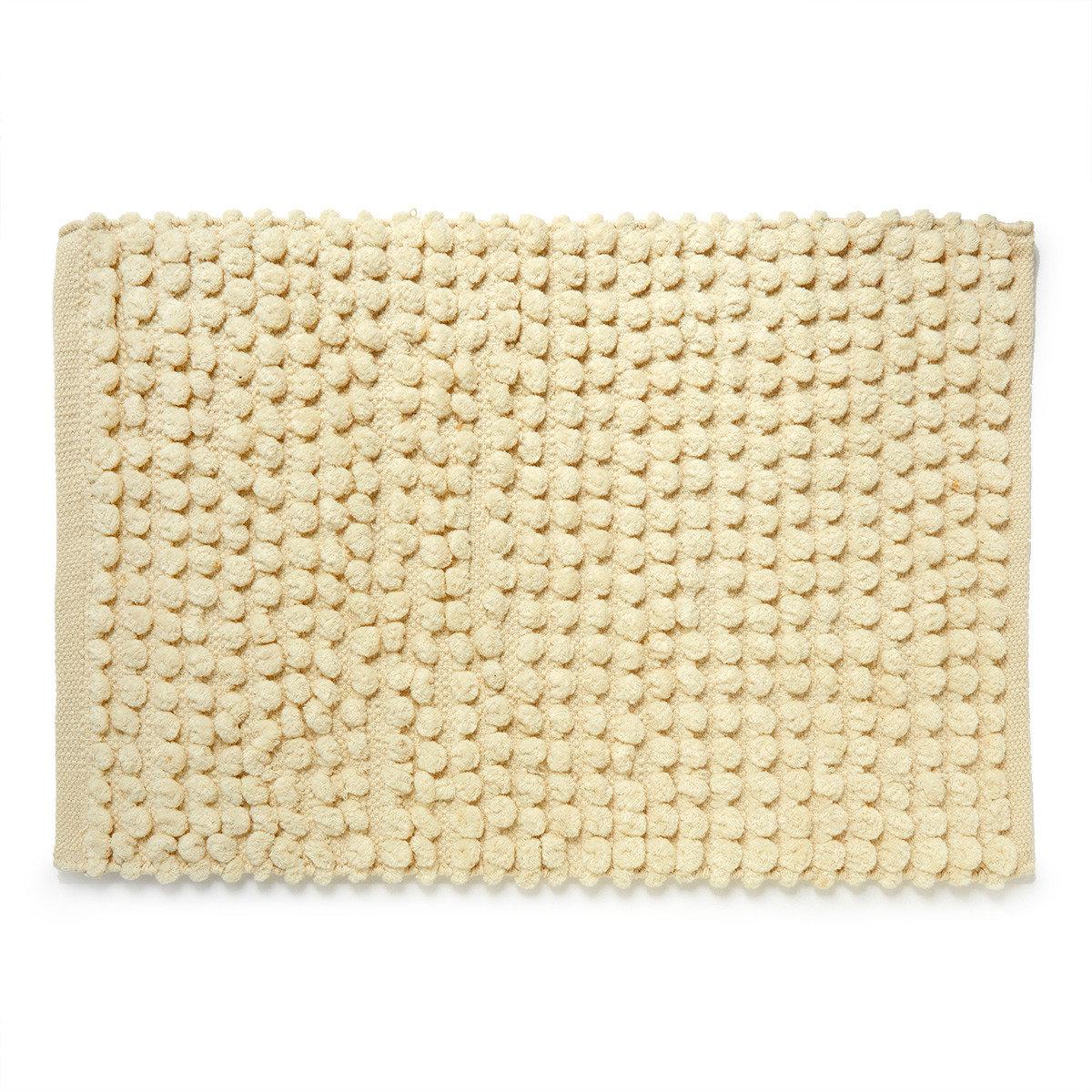RE-506 純米色全棉手織印度地毯