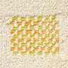 SP-1202 大格全棉手織印度地毯 (顏色隨機派送)