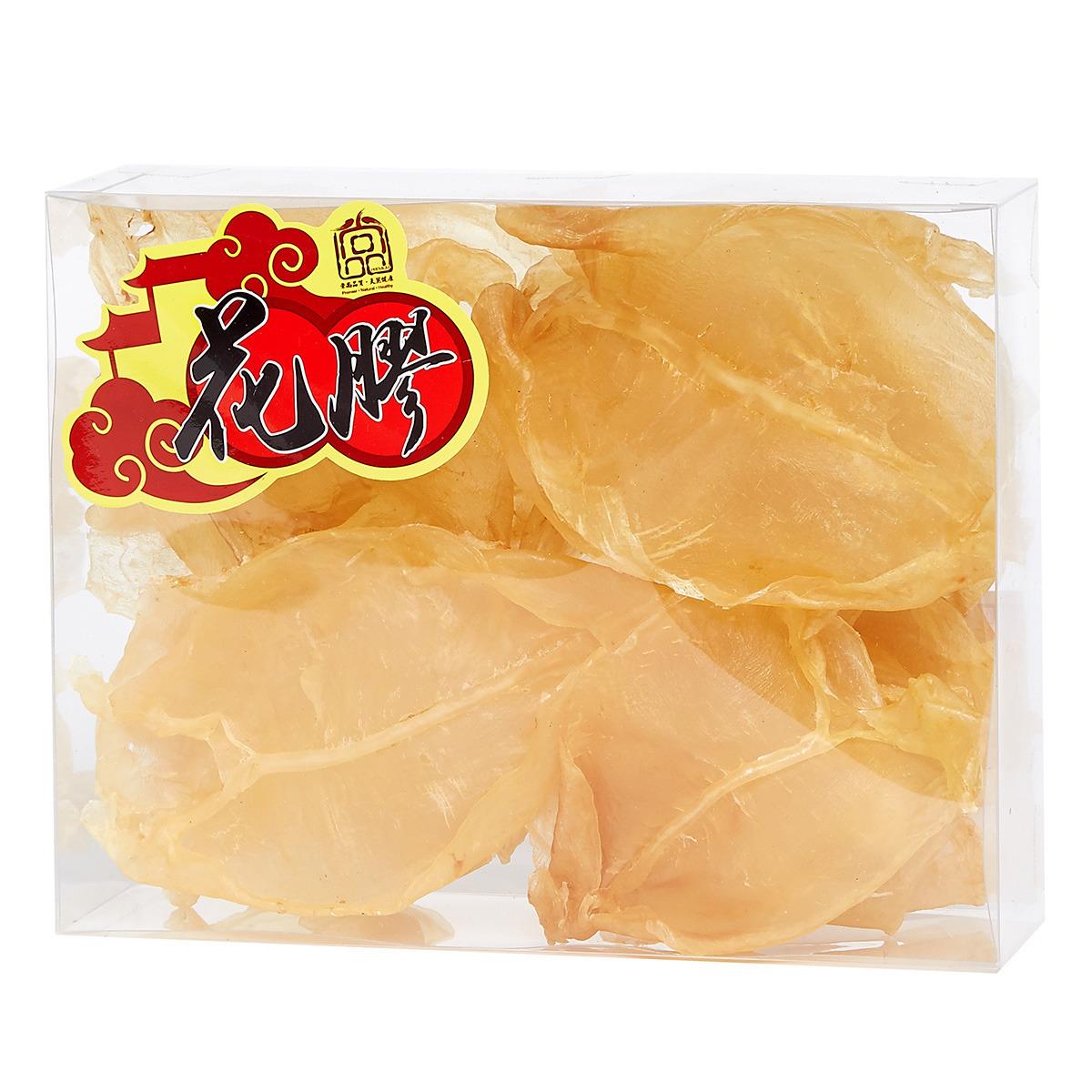 花膠(35-45頭/ 每斤)(300g/盒)