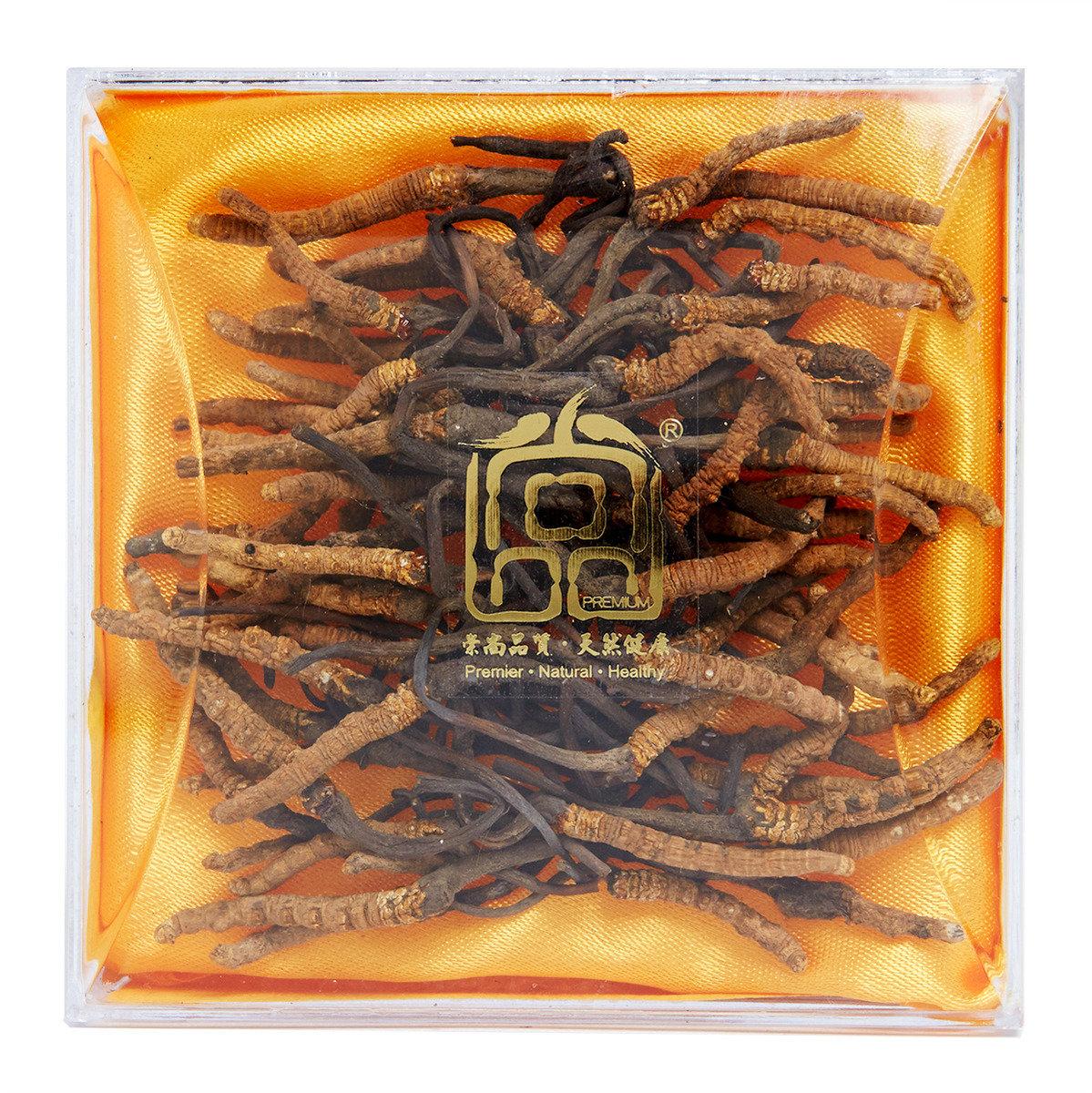 西藏冬蟲夏草(178-185條/ 每兩) (10克裝/盒)