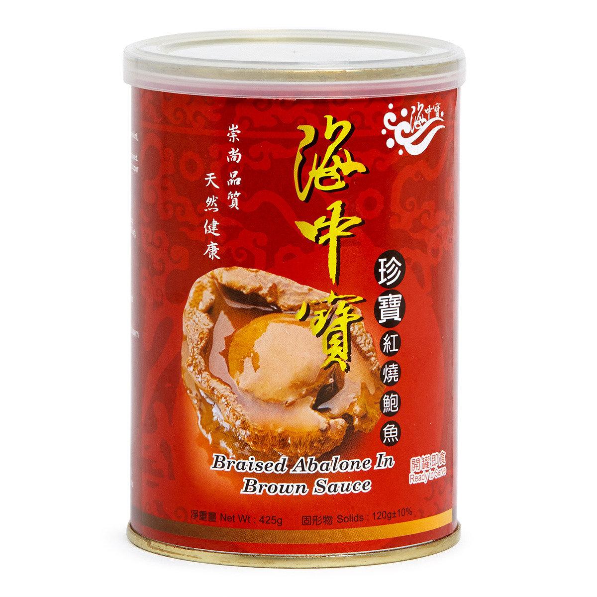 紅燒鮑魚(6頭裝)