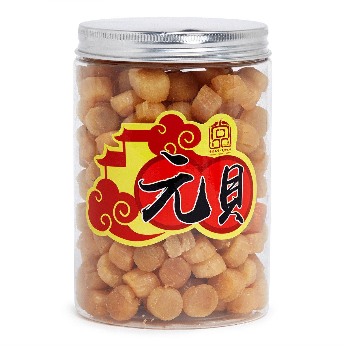 元貝(220-240粒/每斤)(454g/樽)