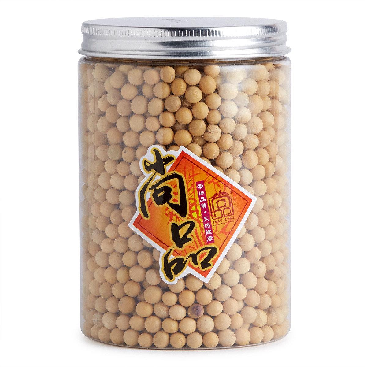 黃豆(600g/樽)