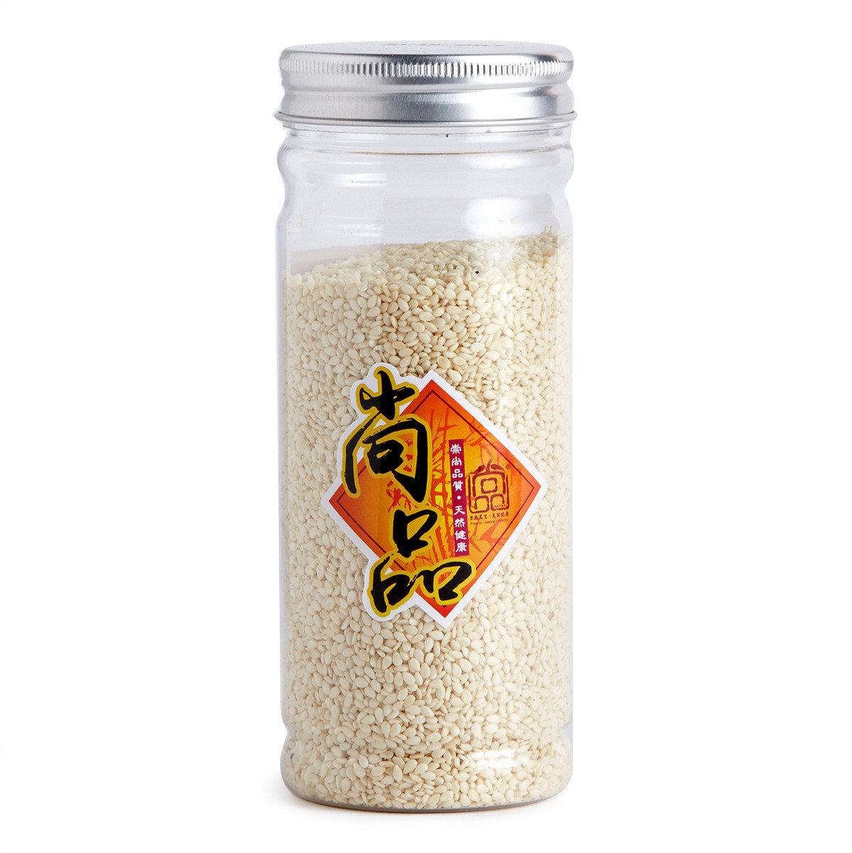 白芝麻(160g/樽)