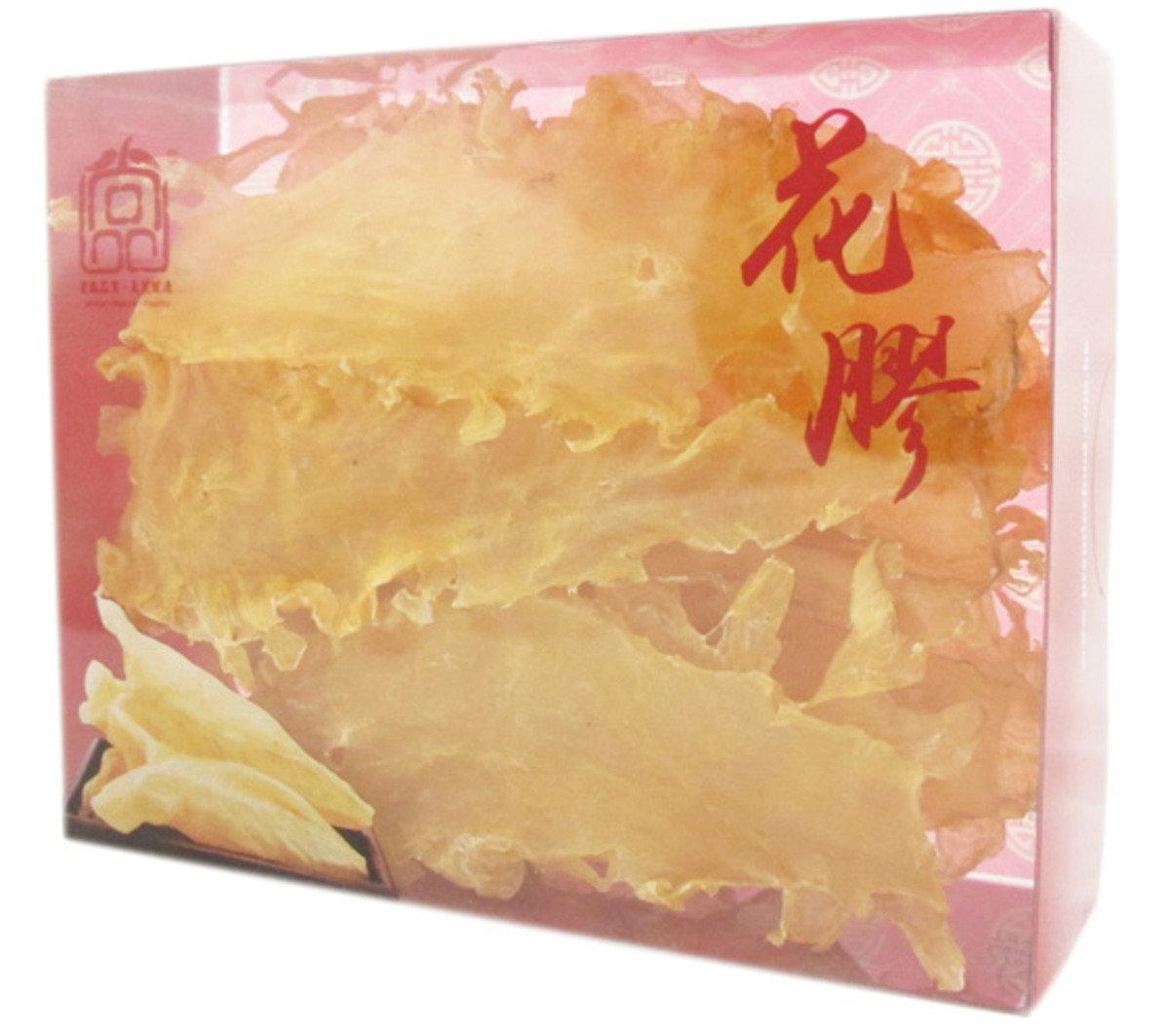 花膠(25-30頭/ 每磅)(225克/盒)
