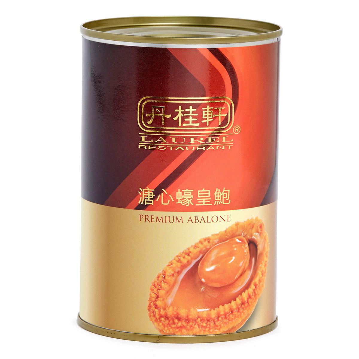 溏心蠔皇鮑魚罐裝-8隻