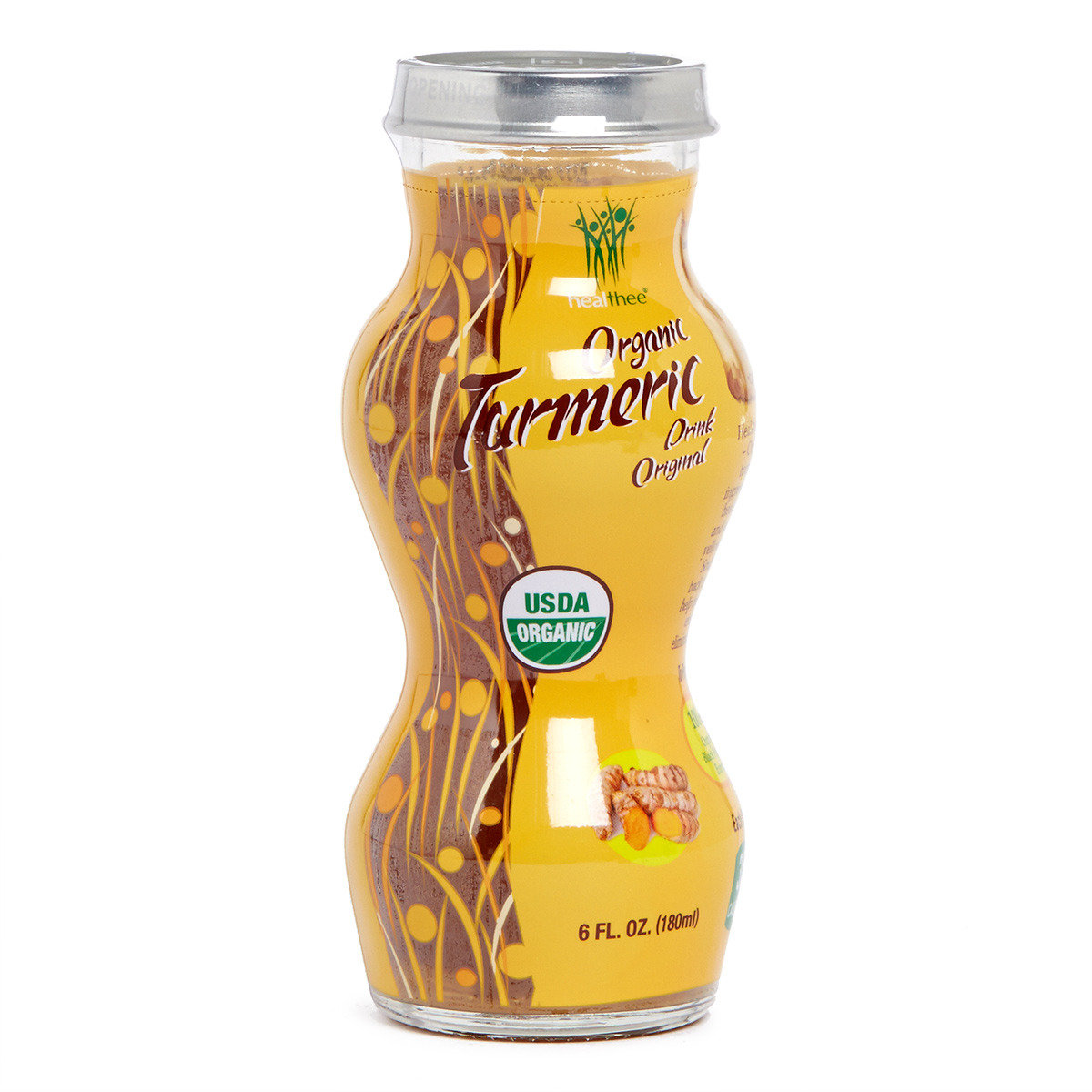 補腦護肝有機薑黃 - 原味