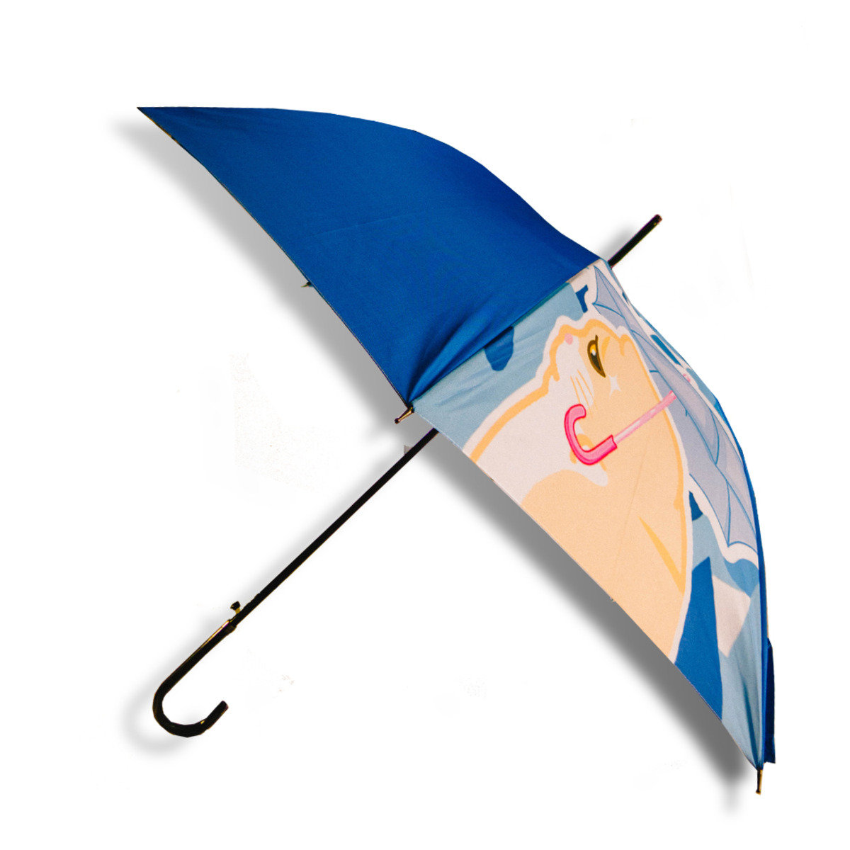 雨傘 (深藍色)