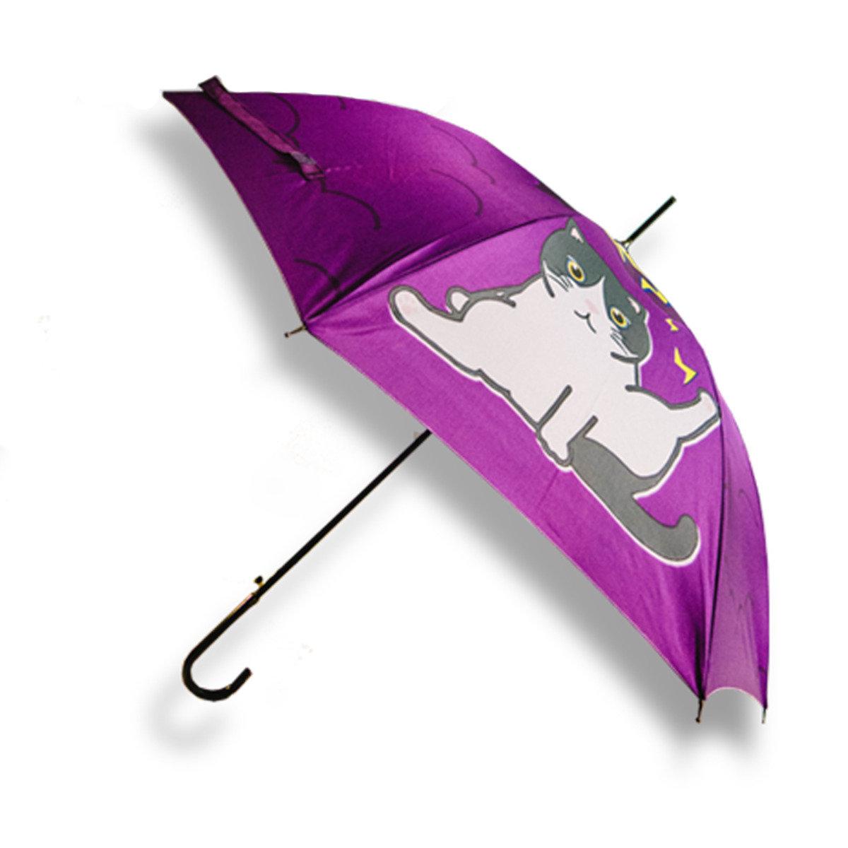 雨傘 (紫色)