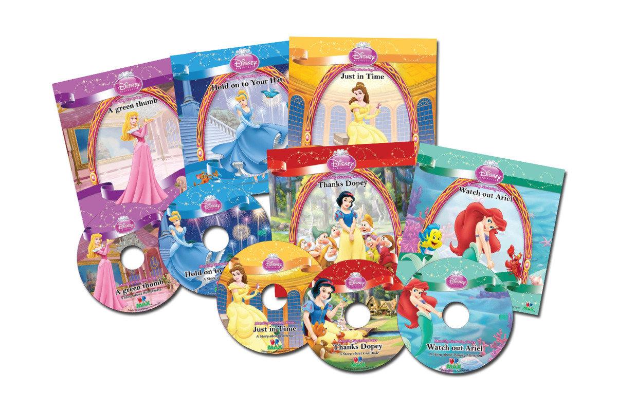 Princess - Morality Nurturing Series