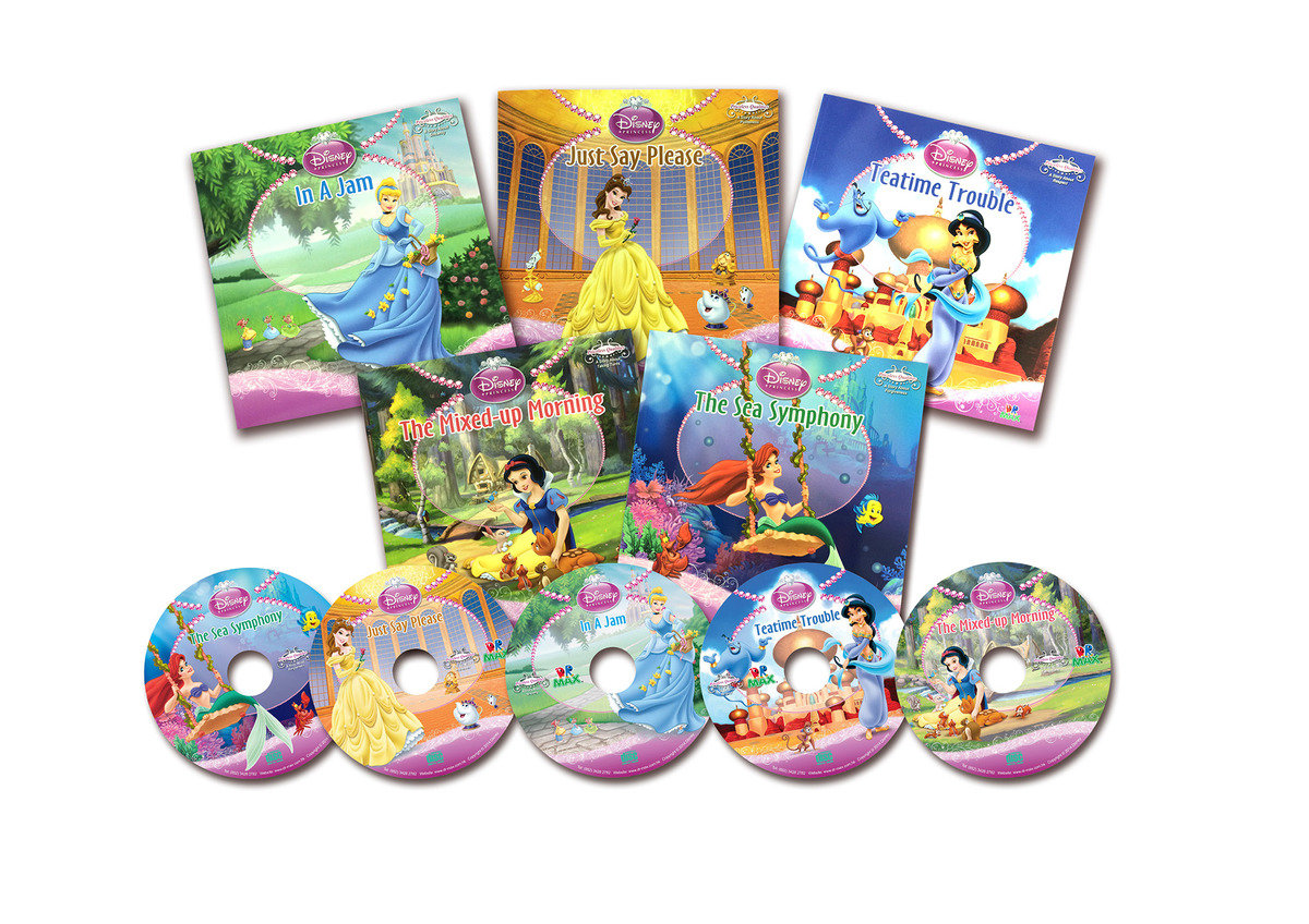 Princess - Priceless Qualities Series