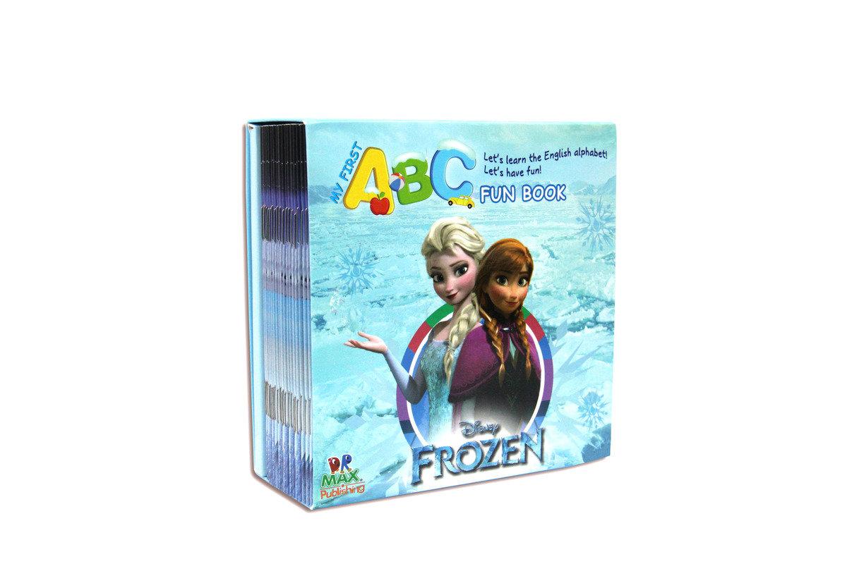 冰雪奇緣 - My First ABC Fun Book