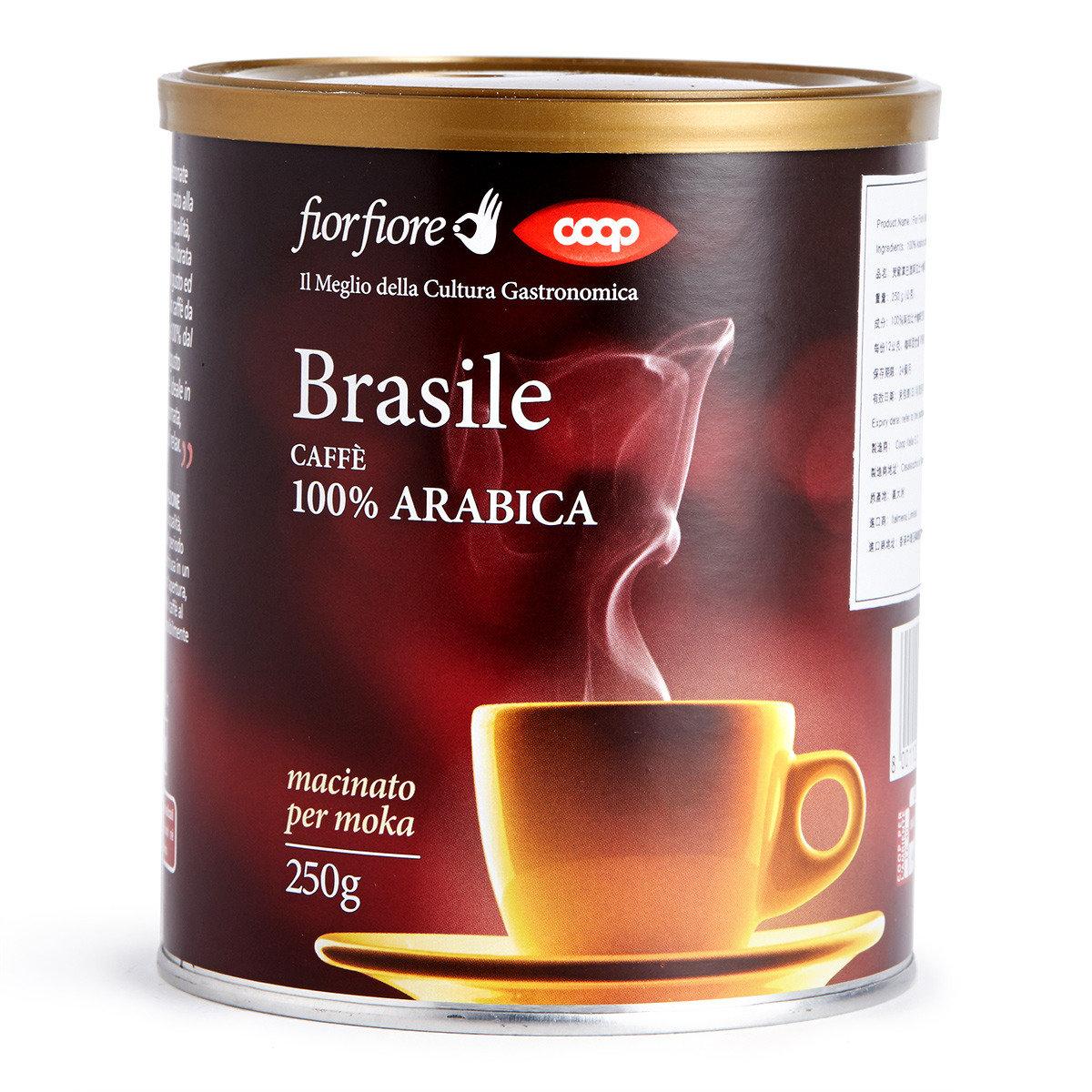 巴西阿拉比卡咖啡粉