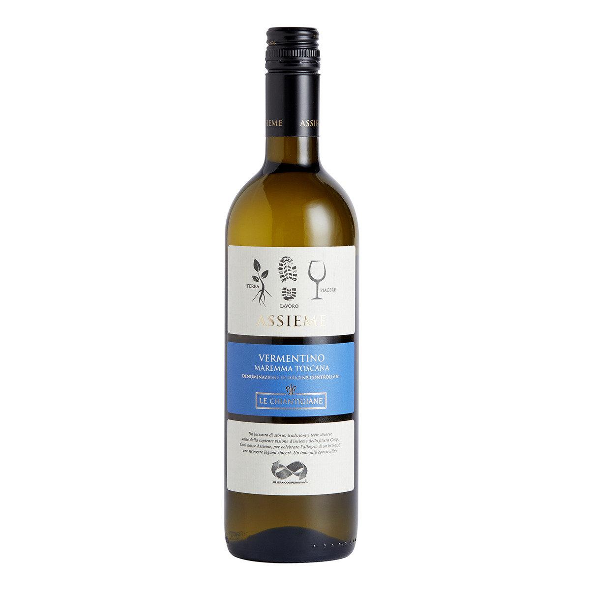 Vermentino Maremma Toscana DOC - 白酒