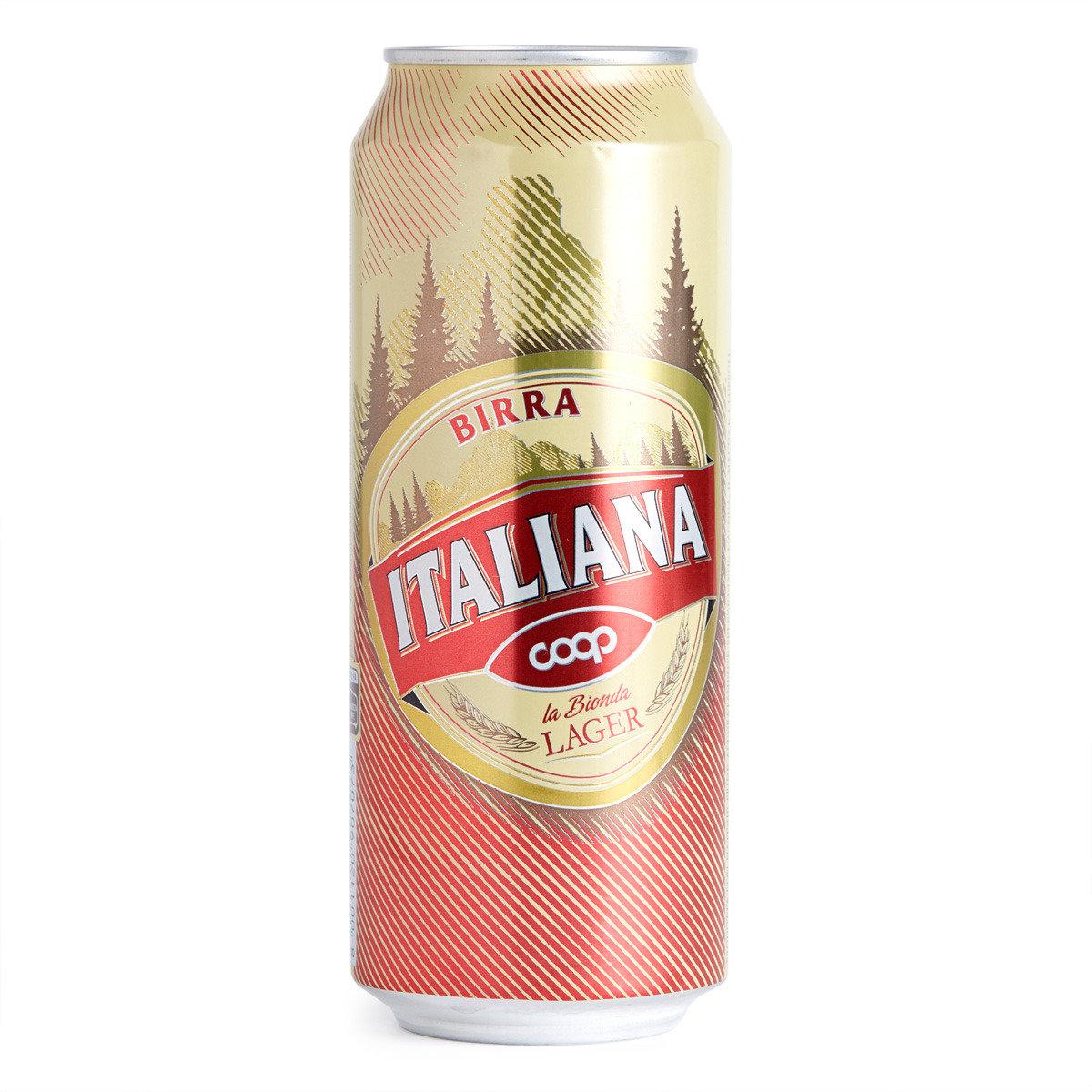 意大利罐裝啤酒