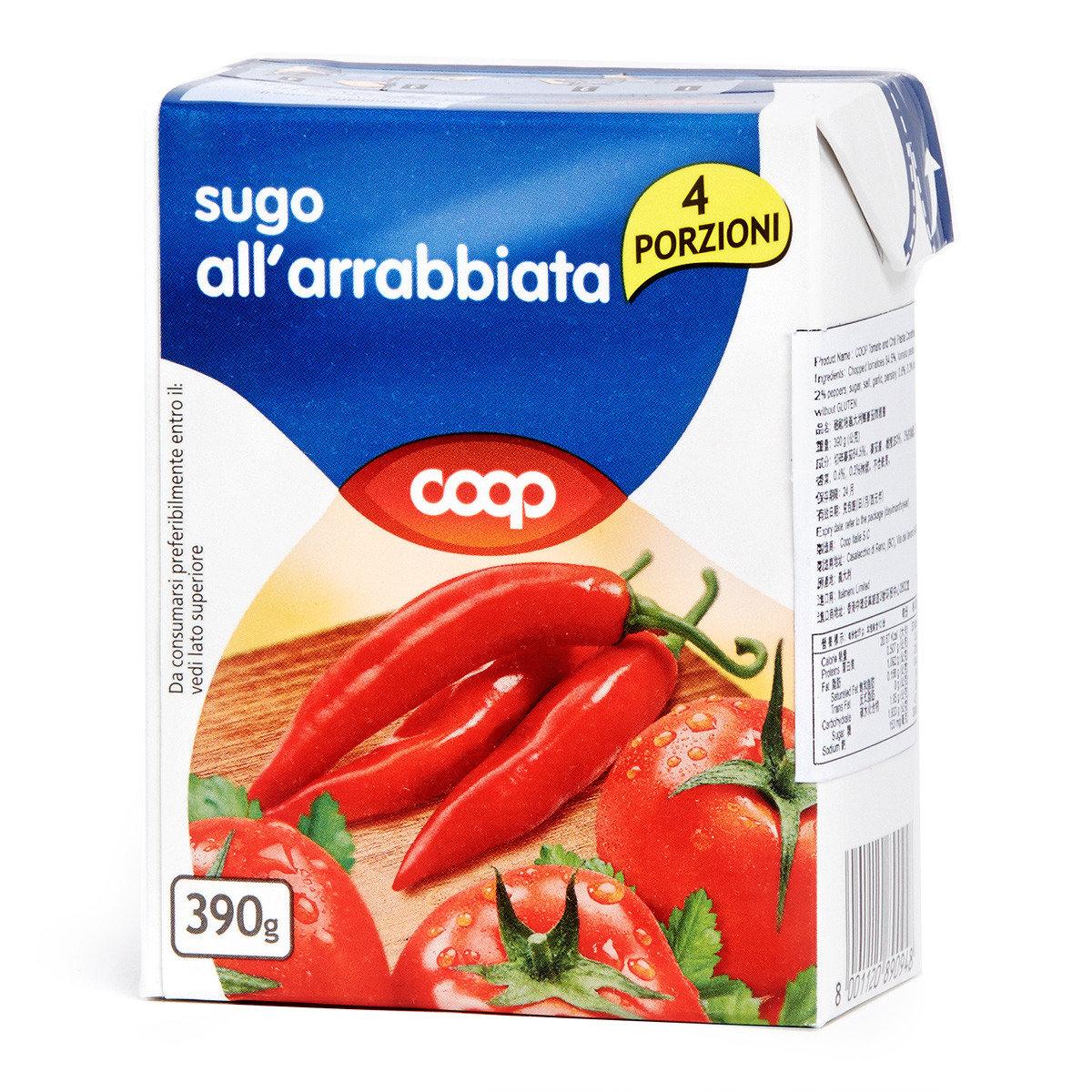 意大利麵蕃茄辣椒醬