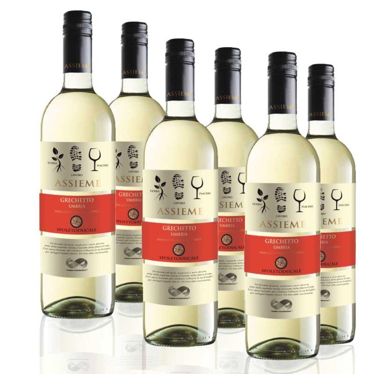 Grechetto Umbria IGP - 白酒 (6瓶/箱)