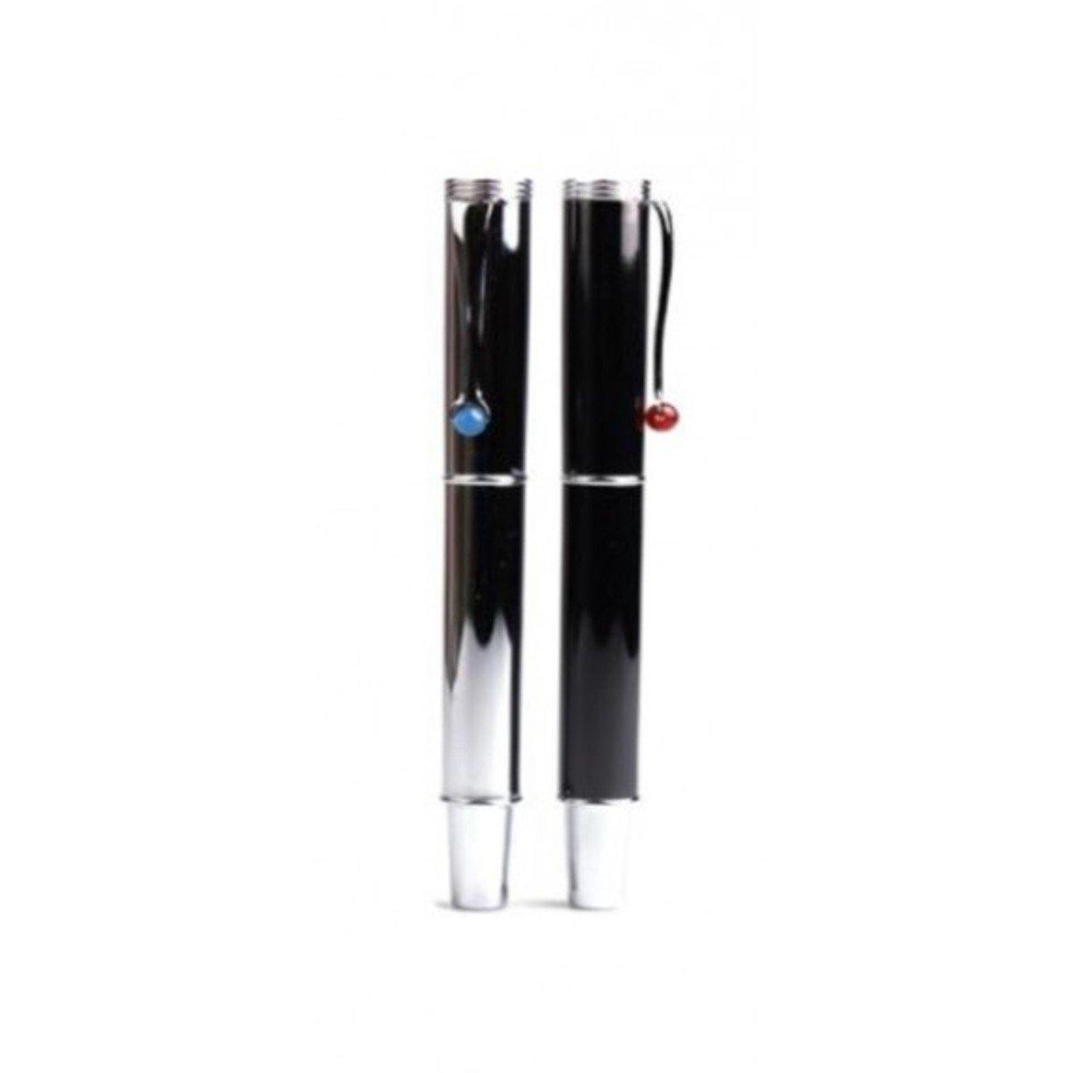 Superb - 水晶男仕原子筆配瑪瑙筆夾 (黑)