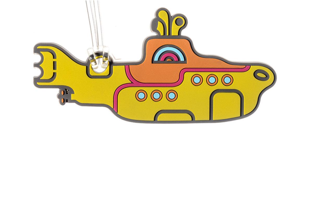 潛艇行李牌