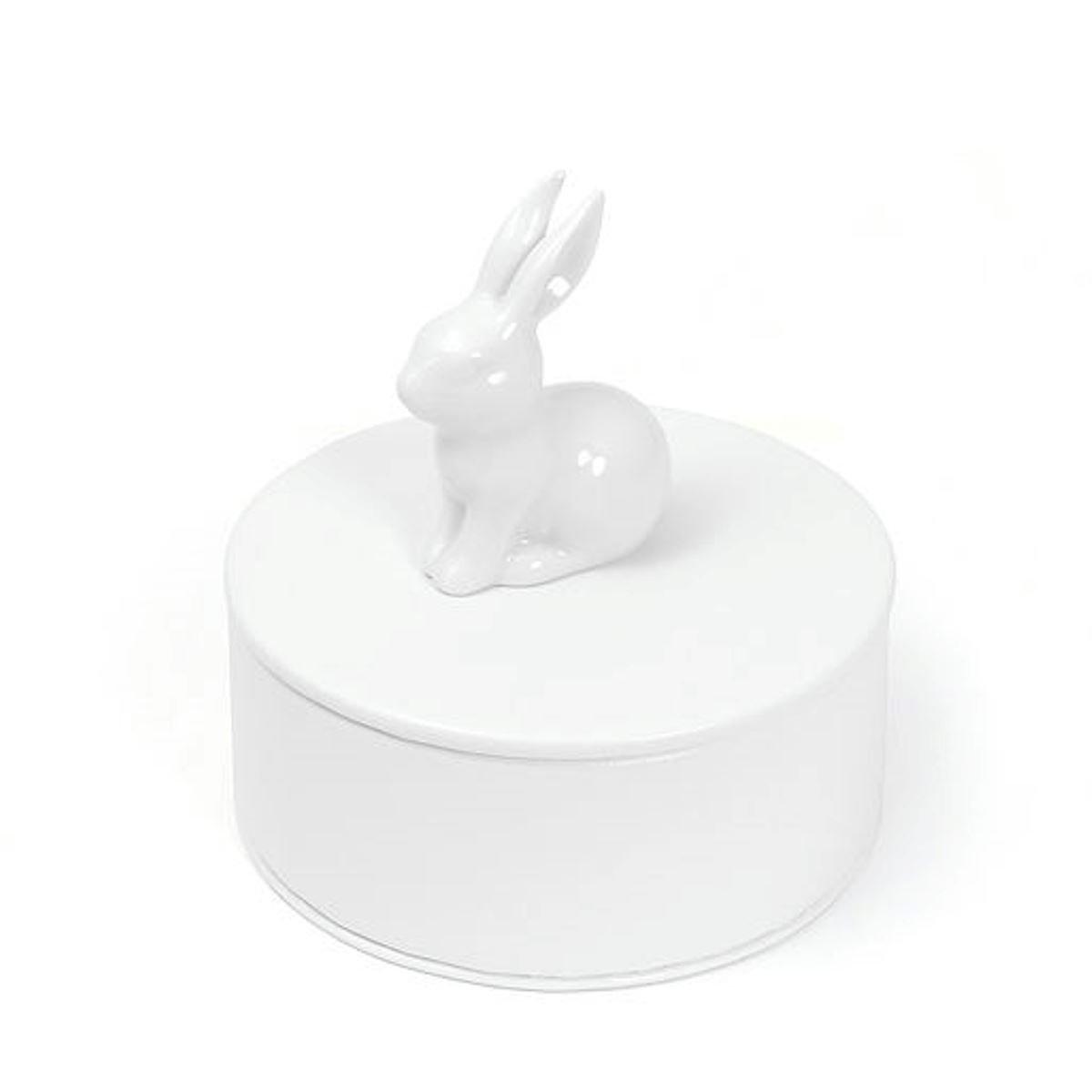 小兔首飾盒