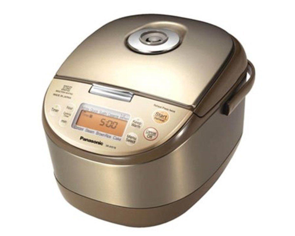 IH銅鑽西施電飯煲 (1.8公升) SR-JHS18
