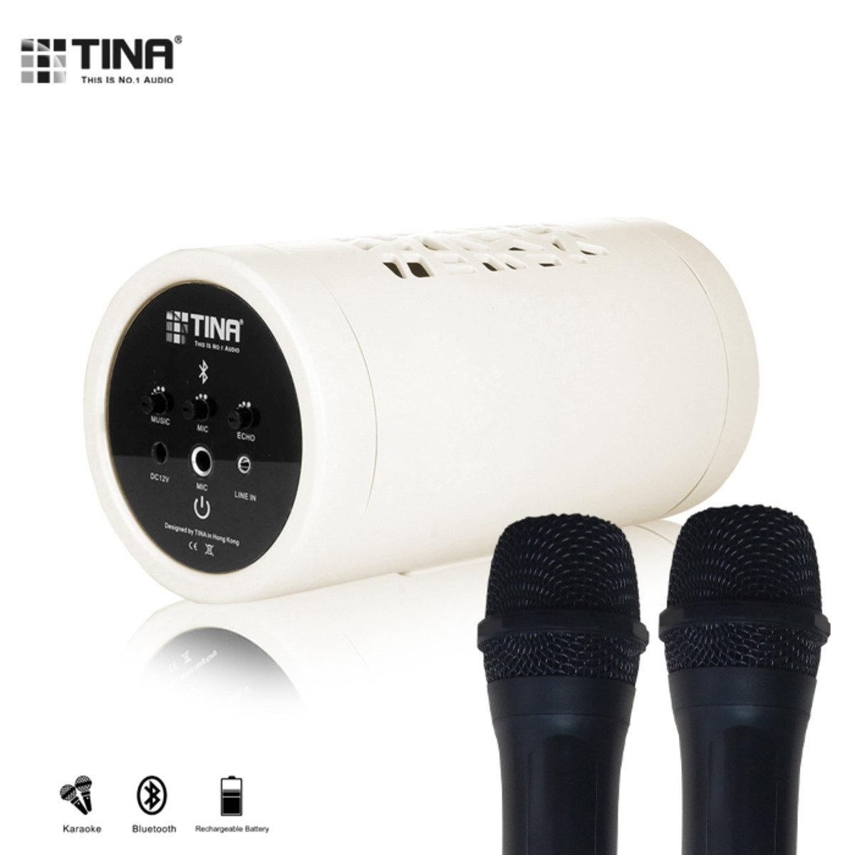 無線藍牙便攜式K歌演講機
