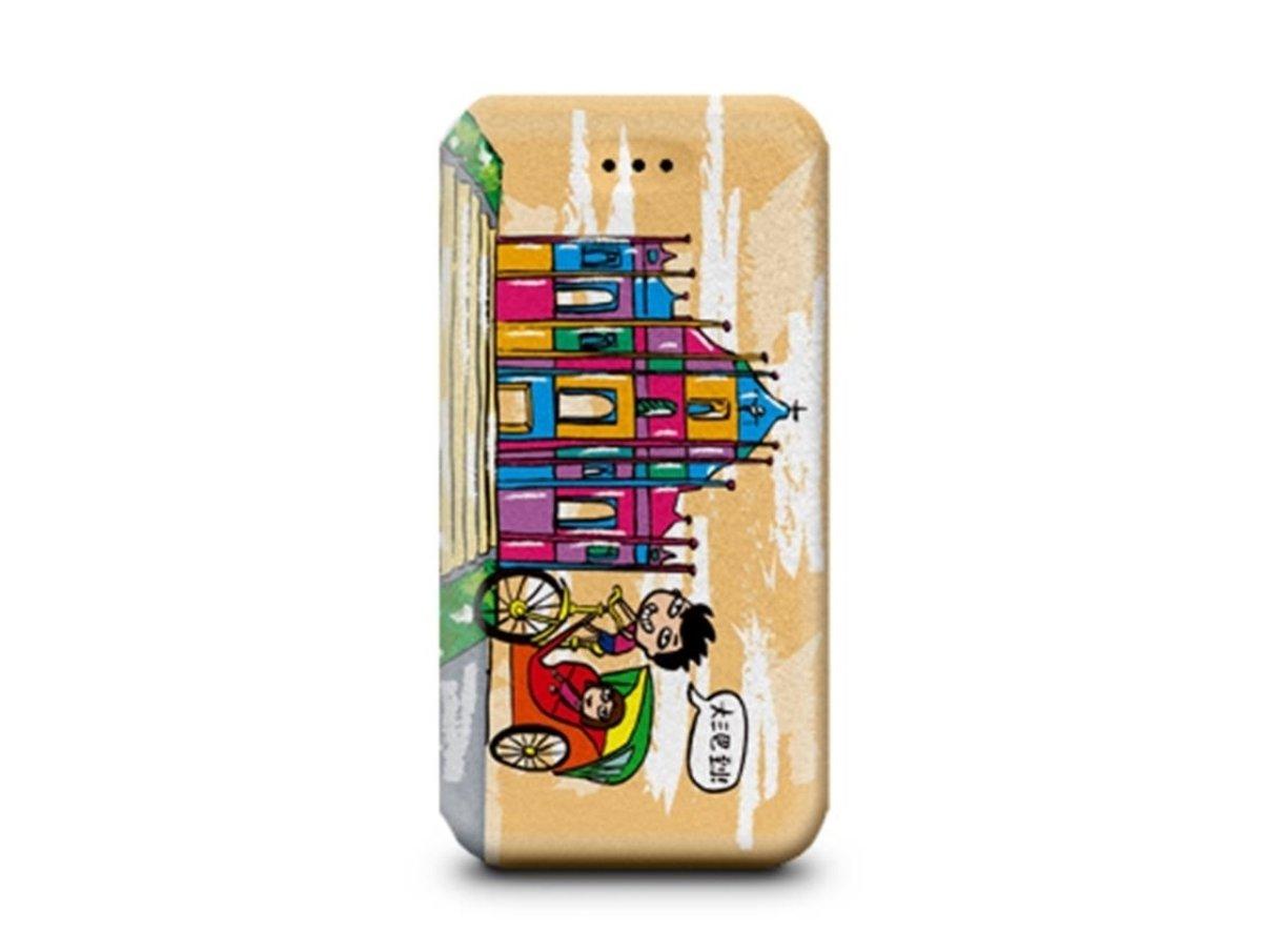 iPhone 6+ 保護套 - 大三巴牌坊