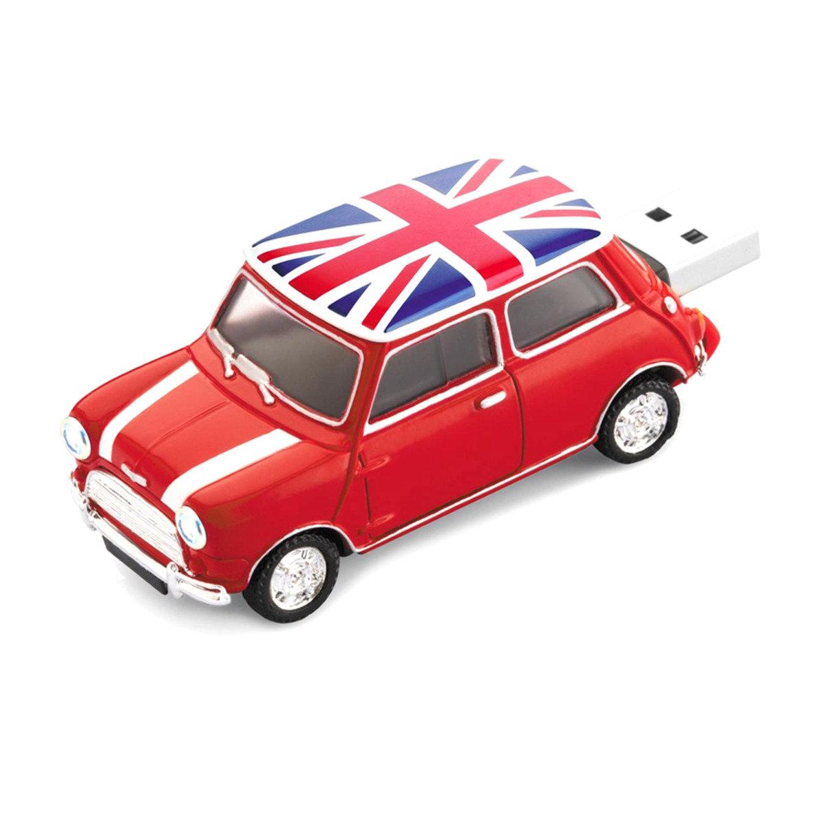 MINI COOPER 英國國旗 4G隨身碟
