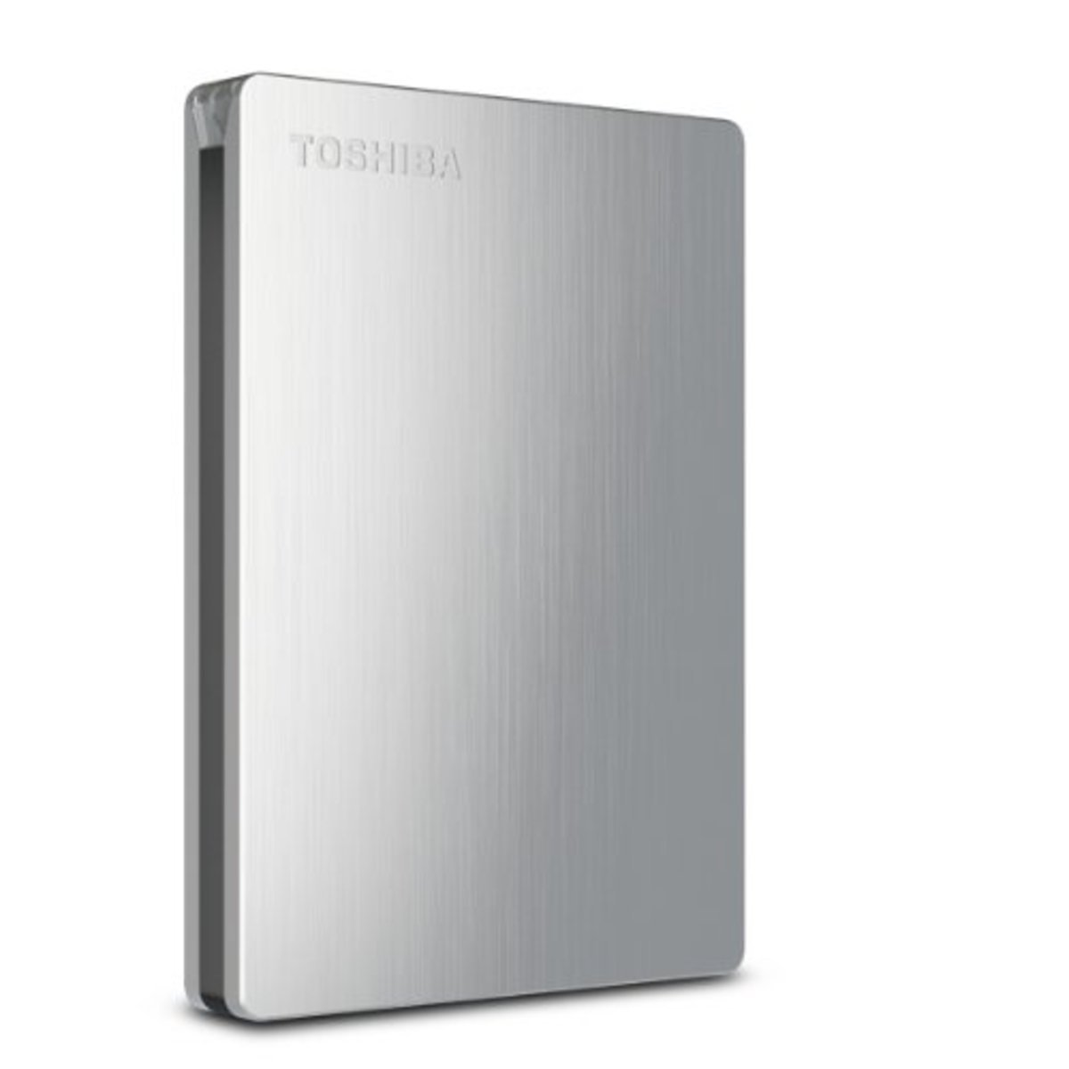 Canvio Slim II 1TB (Silver)
