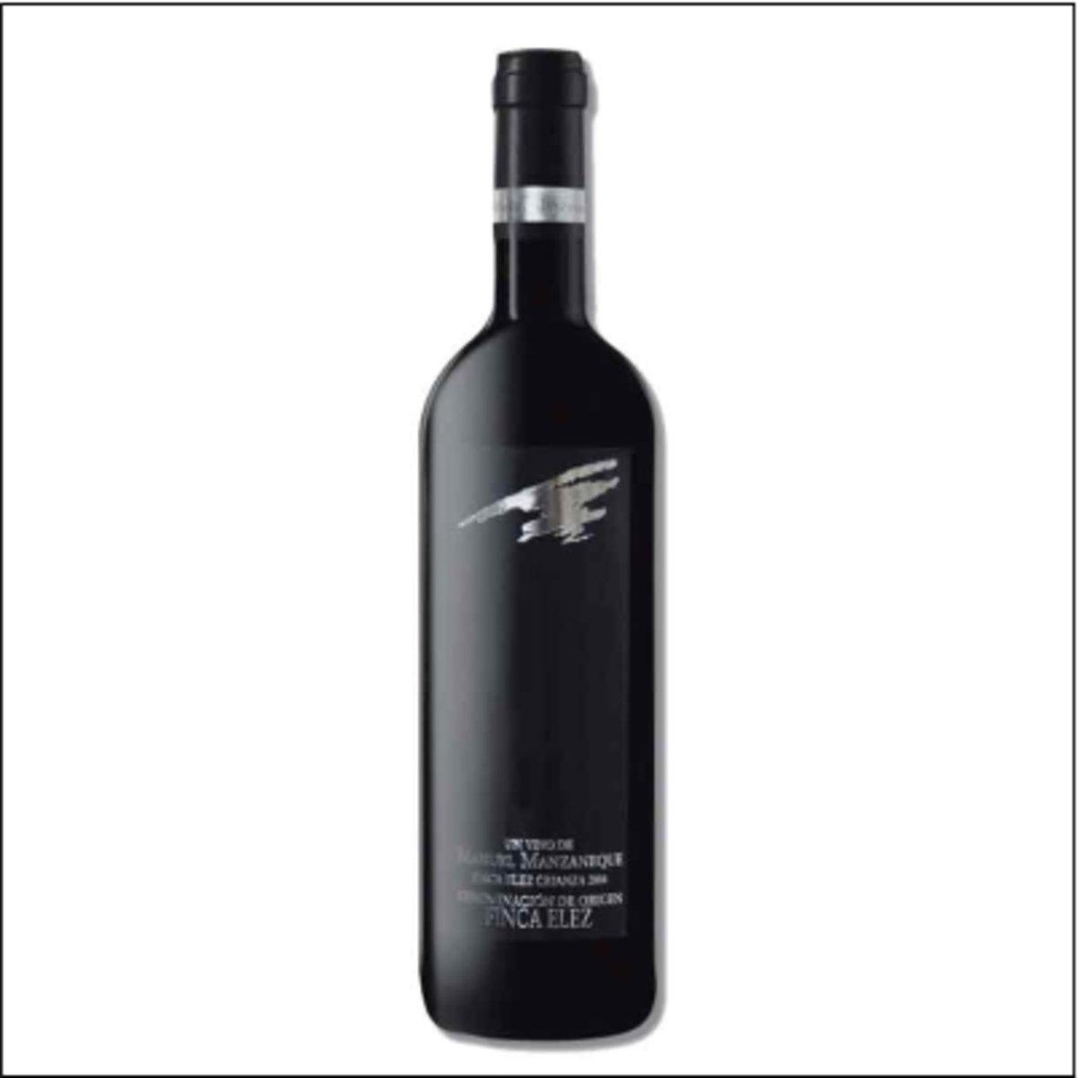莊園佳釀 乾紅葡萄酒 2006